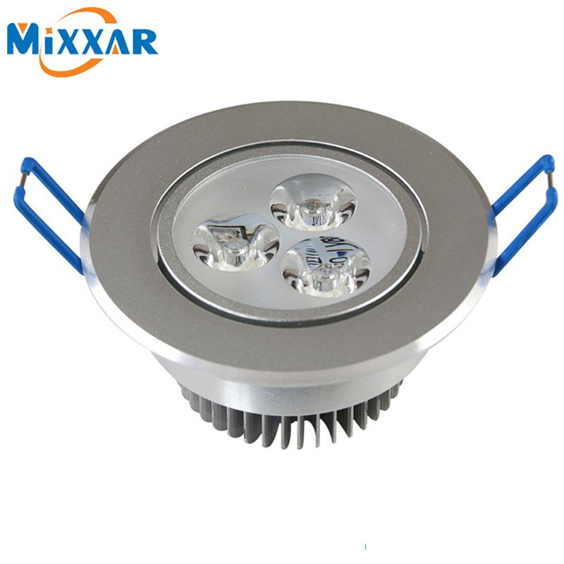 RU A MENÉ Le Projecteur 9 W 12 W 15 W LED Encastré Cabinet Mur Spot Down Light Plafond Lampe LED Downlight Dimmable Pour La Maison éclairage