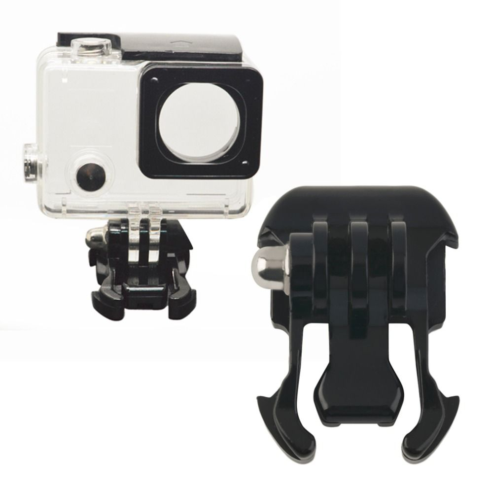 Newest 1 Pair Quick Release Buckle Clip Basic Strap Mount for Gopro Hero 3+/3/2/1 Wholesale