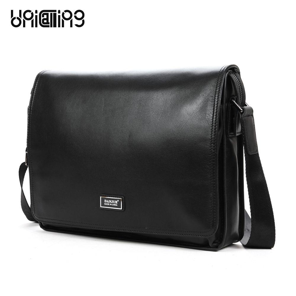 Брендовое качество горизонтальная крышка для мужчин из натуральной кожи Сумка повседневная мужская кожаная сумка мода Crossbody сумка для мужч...