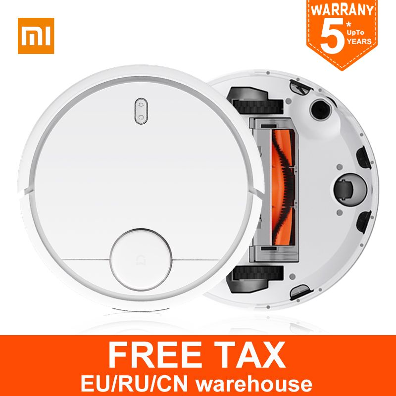 XIAOMI Robot Vacuum Cleaner MI Robotic Smart Planned Type ASPIRADOR App Control Auto Charge LDS Scan Mapping