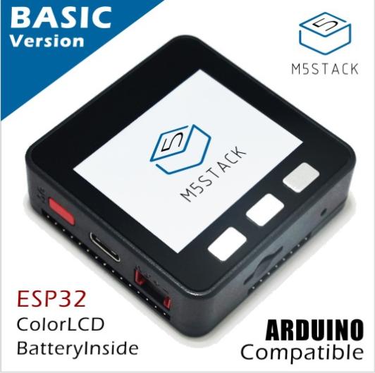 M5Stack offre de Stock officielle! Kit de développement de base ESP32 Kit de développement de base Extensible