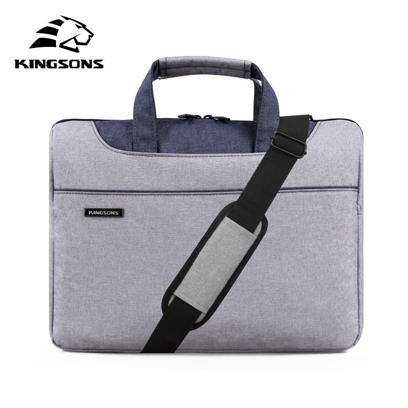 Kingsons высокое качество сумки ноутбук для Для мужчин и Для женщин Путешествия Bussiness Тетрадь мешок большой Ёмкость 11 13 14 15 дюймов компьютер