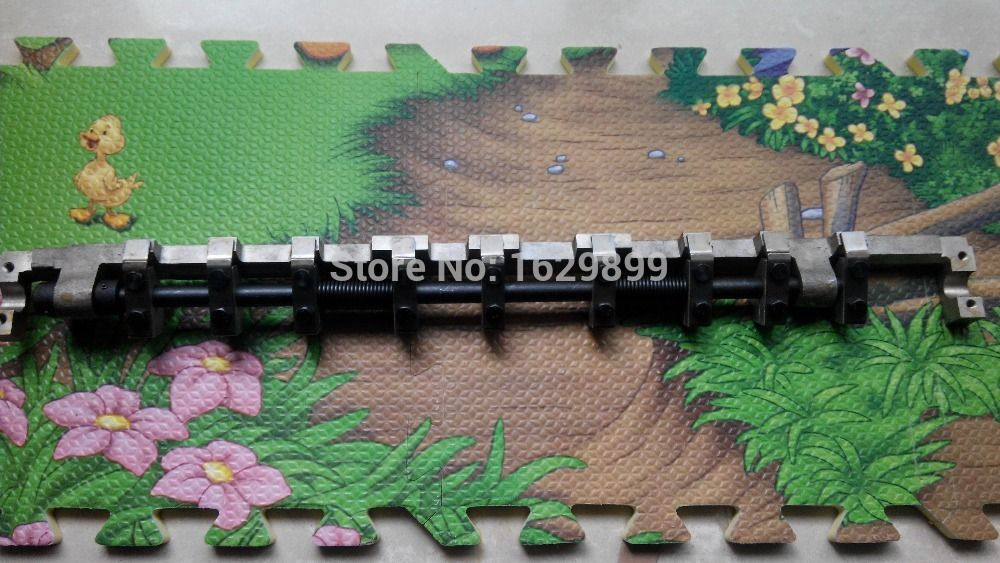 1 piece heidelberg gto 46 gripper bar gto46 spare parts