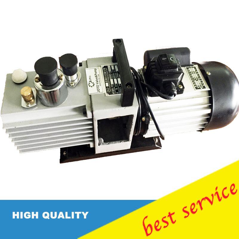 5% off 220v50hz 2xz-4 Vacuum Pump For Ko Assembly Oca Lcd Screen Laminating Machine