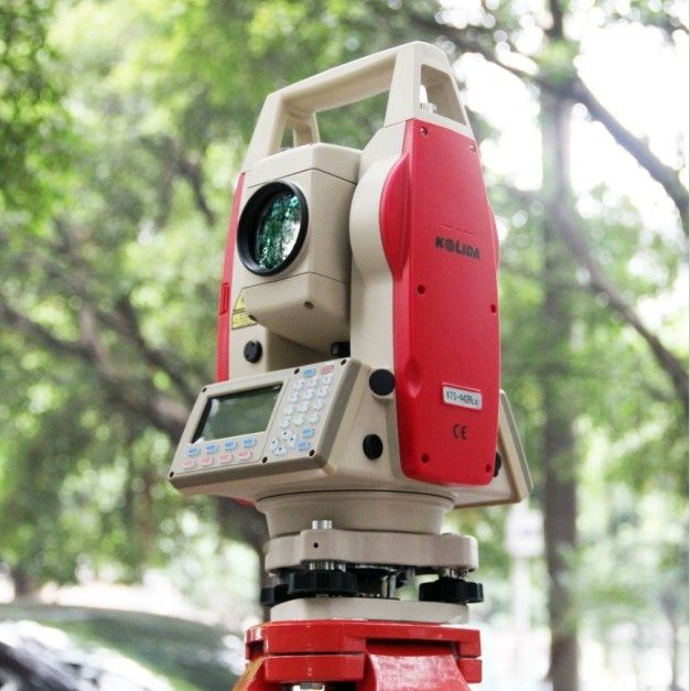 Total Station, KTS-440R6L, Refectorless, 600m,With laser and laser pointing function