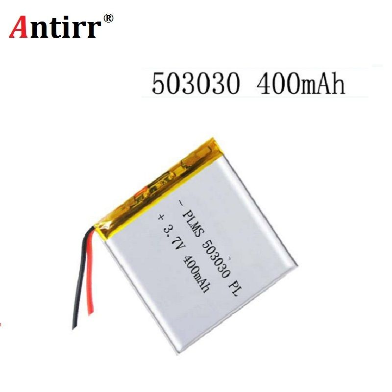 3,7 V 500 mAh batterie 503030 Lithium-polymer-akku Li Po li ion Für DVD Mp3 Kamera GPS PSP bluetooth elektronik