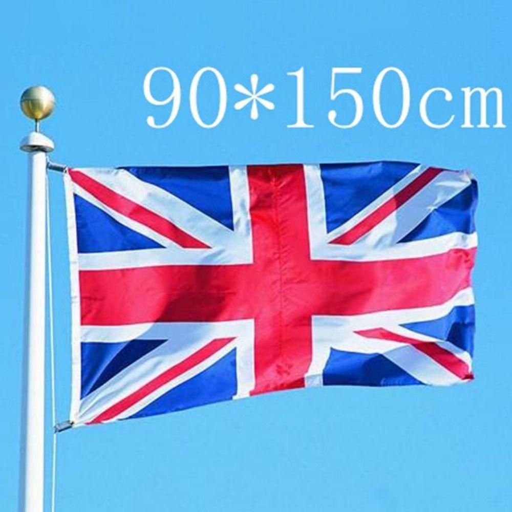 Großbritannien Nationalflagge Dekoration die wm Olympia Union Jack UK Britische Flagge England Land Flags Banner