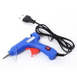 1 PC US Plug  20W 100-240V Professional Mini Electric Heating Hot Melt Glue Gun