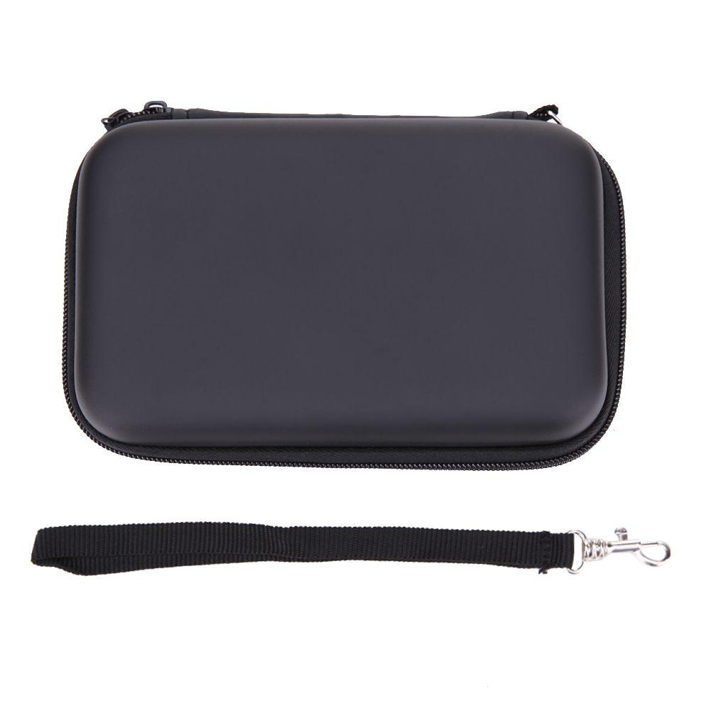 Reißverschluss Gepäckfestreisetaschen Tragen Hülle Tasche Kompatibel für Nintendo 3DS NEW 3DS NDSI NDSL Videospiel-konsole