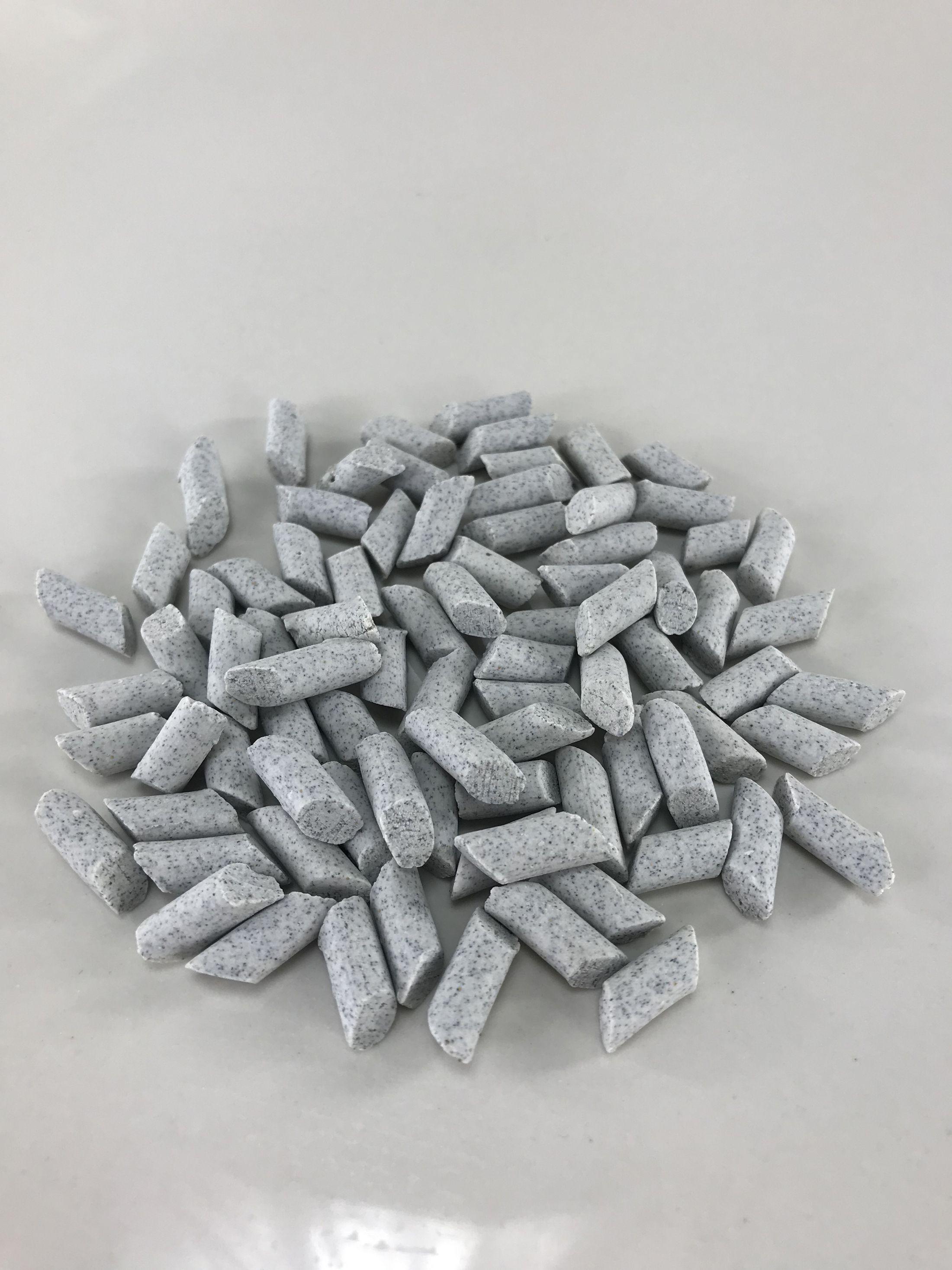 1LB Schmuck Polieren Media Rock Tumbler Lapidar Füllstoff Polnischen für Jade/Achat/Bernstein/Holz Perlen