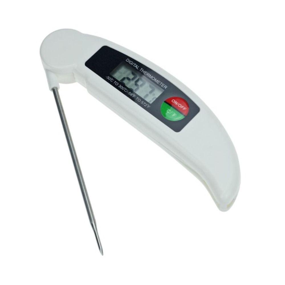 Küche Lebensmittel Thermometer Sonde Grill Flüssigkeit BBQ Thermometer Folding Elektronische Grill Thermometer