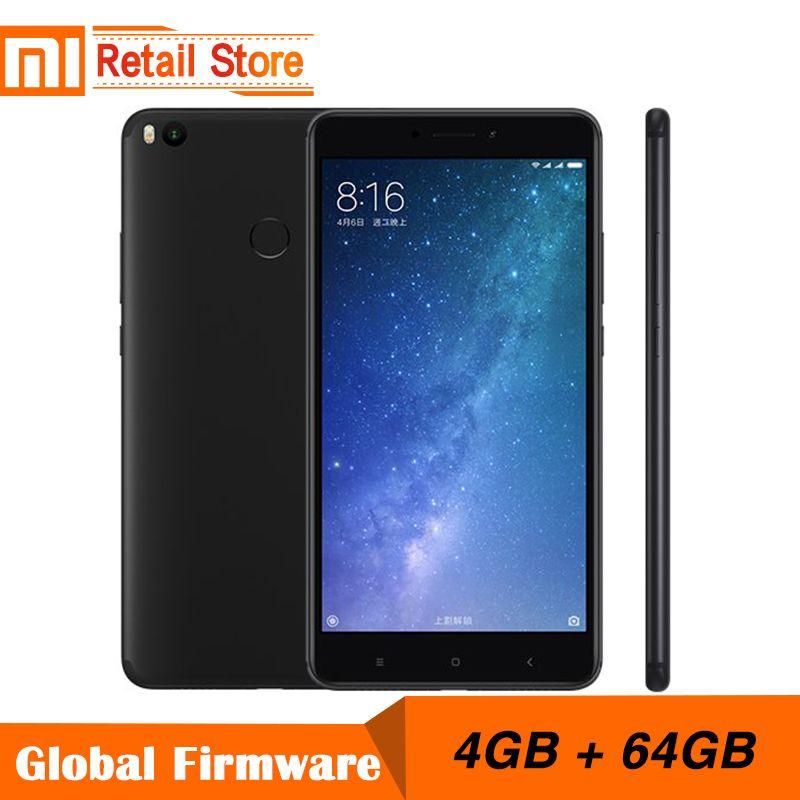 Original Xiaomi Mi Max 2 4GB RAM 64GB 6.44