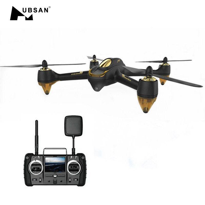 Ursprüngliche Hubsan H501S H501SS X4 5,8G FPV Brushless Mit 1080 P HD Kamera GPS RC Quadcopter RTF Modus-schalter VS AOSENMA CG035
