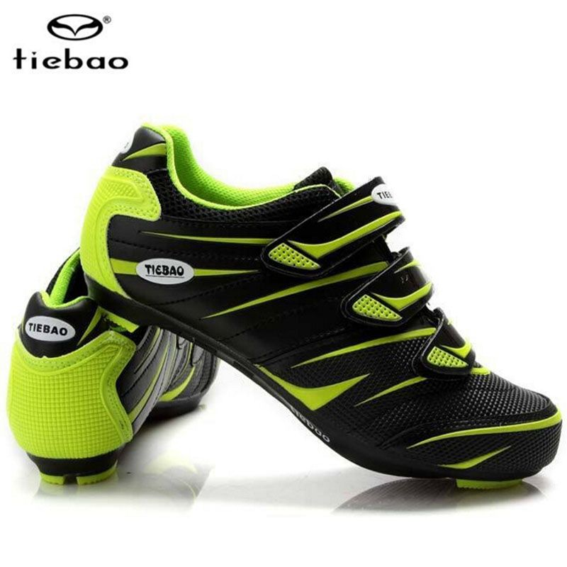 Road Cycling Shoes self-locking Road And Mountain Mtb Bicycle Shoes Bike For women man bicycle boots Cycle Sapato Ciclismo