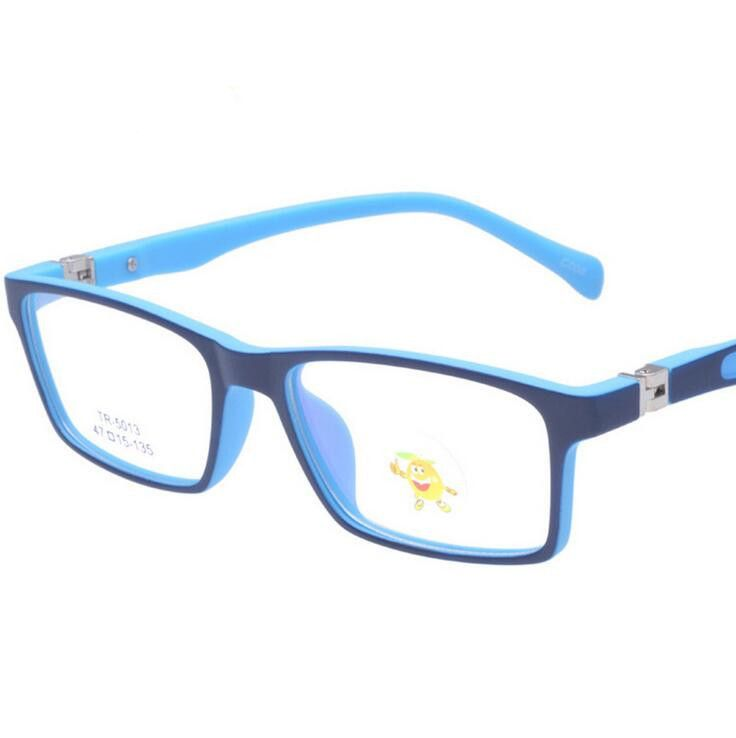 TR90 kinder Anti Computer Blue Laser laser Müdigkeit strahlenresistente Kinder Brillen Brille Brillengestell Kinder 1021