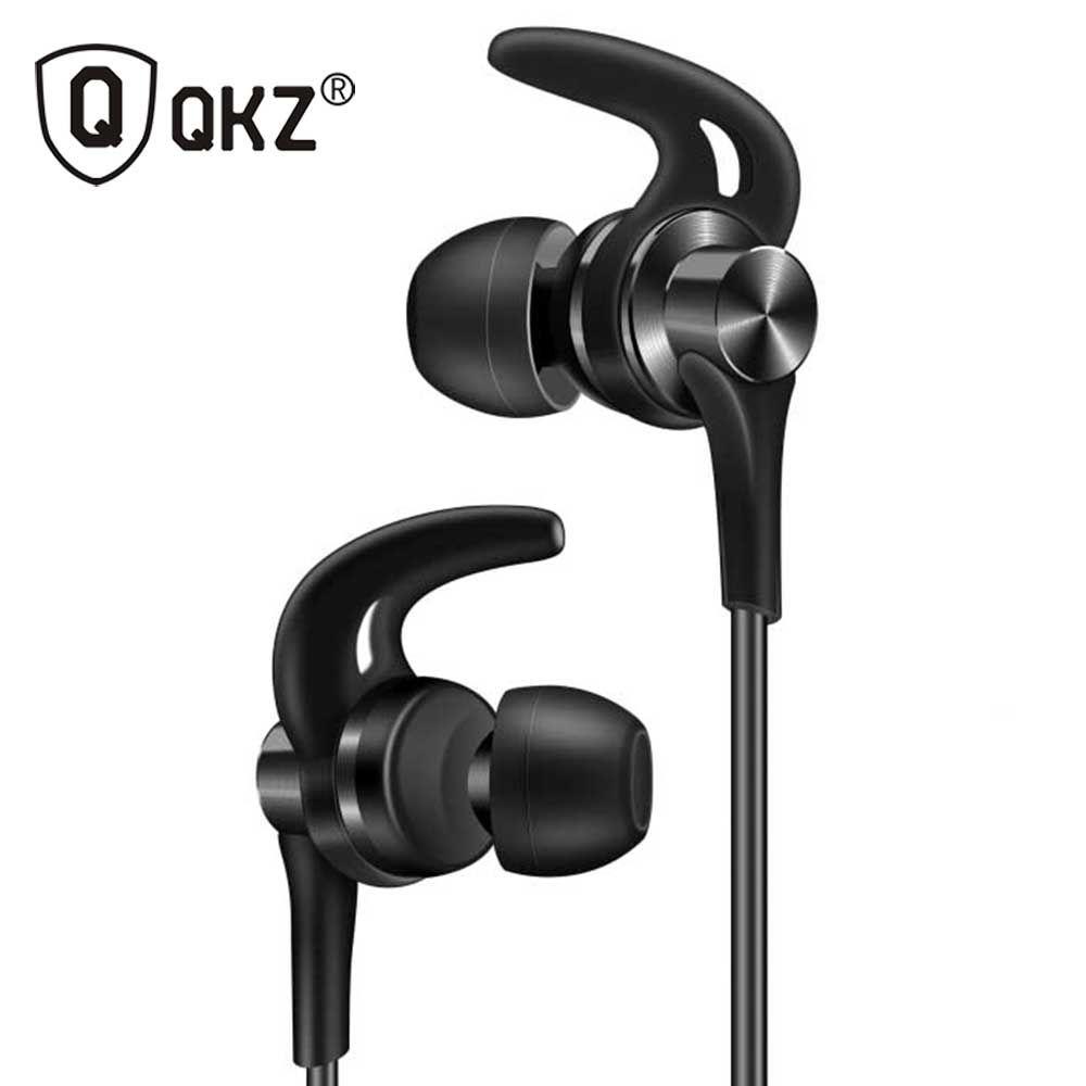 QKZ DT1 écouteur interactif dans l'oreille écouteurs avec Microphone Mobile musique amateur Q valeur casque oreille basse fone de ouvido