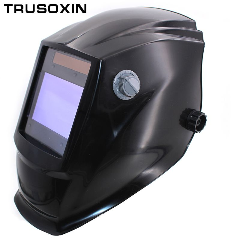 Big View Eara 4 Arc Sensor DIN5-DIN13 Solar Auto Darkening TIG MIG MMA Grinding Welding Mask/Helmet/Welder Cap/Lens/Face mask