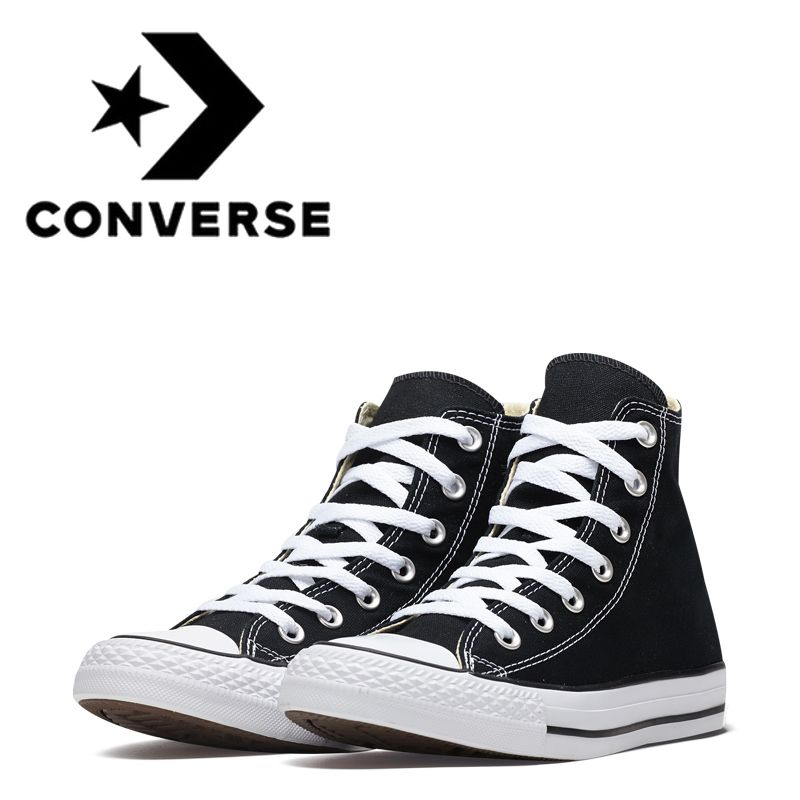 Original Authentic Converse All Star Skateboarding Shoes for Men Classic Unisex Canvas High Top Outdoor Sneaksers Womens Shoes