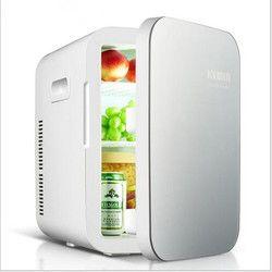 Multifunción frío y calor coche mini nevera portátil 12 V 20L auto viaje refrigerador calidad ABS Homer refrigerador del congelador