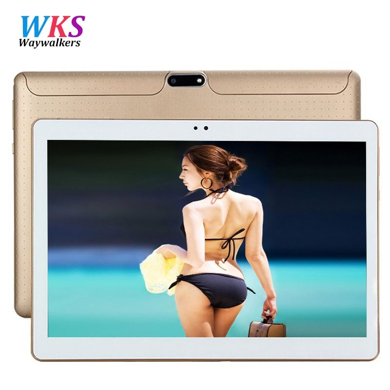10.1 inch Octa Core 4G LTE Tablet Android 7.0 RAM 4GB ROM 64GB 5.0MP Dual SIM Card Bluetooth GPS Tablets 10 inch tablet pc