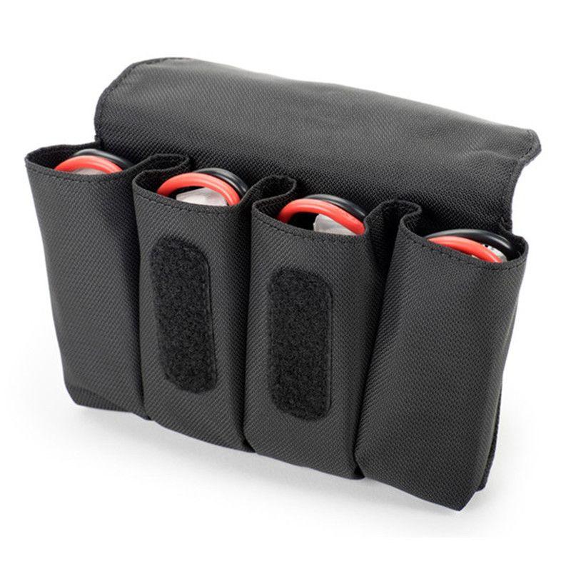 Realacc LiPo Battery Storage Carrying Bag Handbag For Infinity Giant Power ZOP Power Eachine Wizard X220 Racer 250 Quadcopter