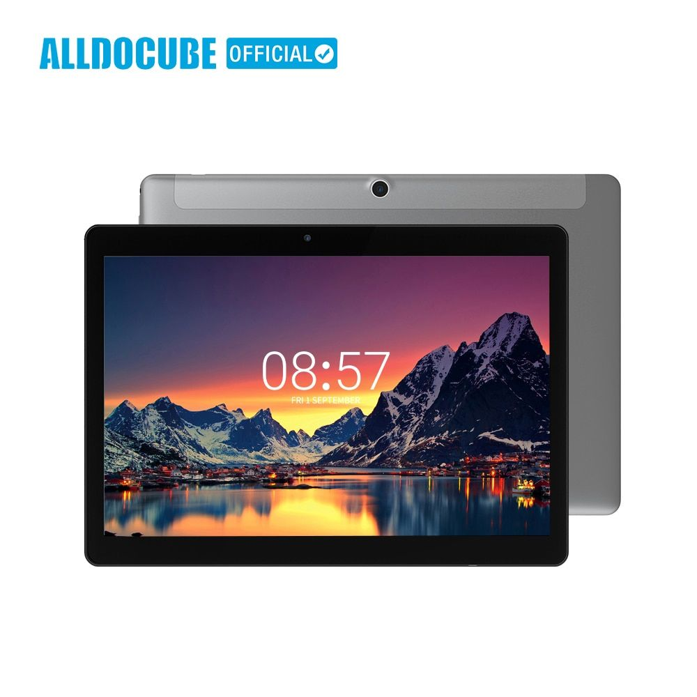 ALLDOCUBE C5 9.6 Inch Ultra-thin 4G Phone Call Tablet 1280*800 IPS Android7.1 MTK6737 Quad Core 2GB RAM 32GB ROM WIFI Phablet