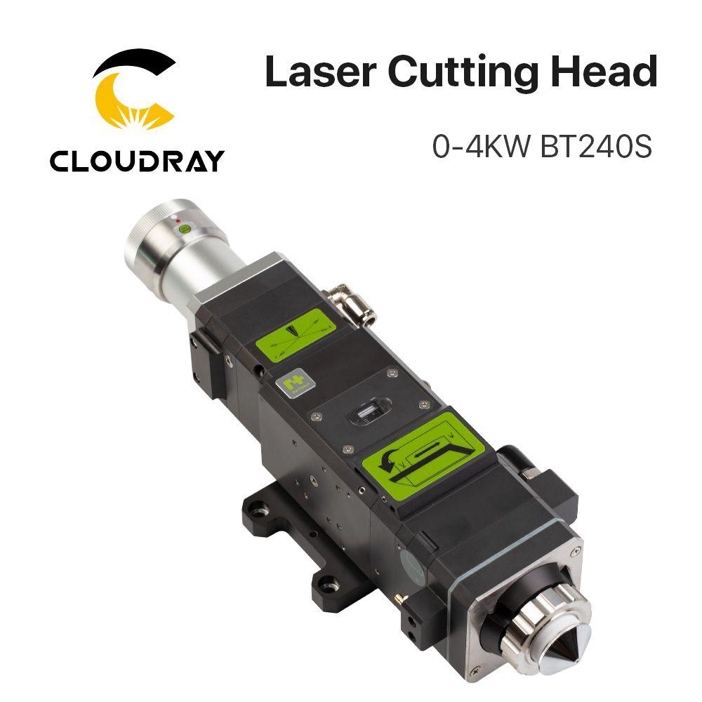 Raytools BT240S 0-4kw faser Laser Schneiden Kopf BT240 4000 W