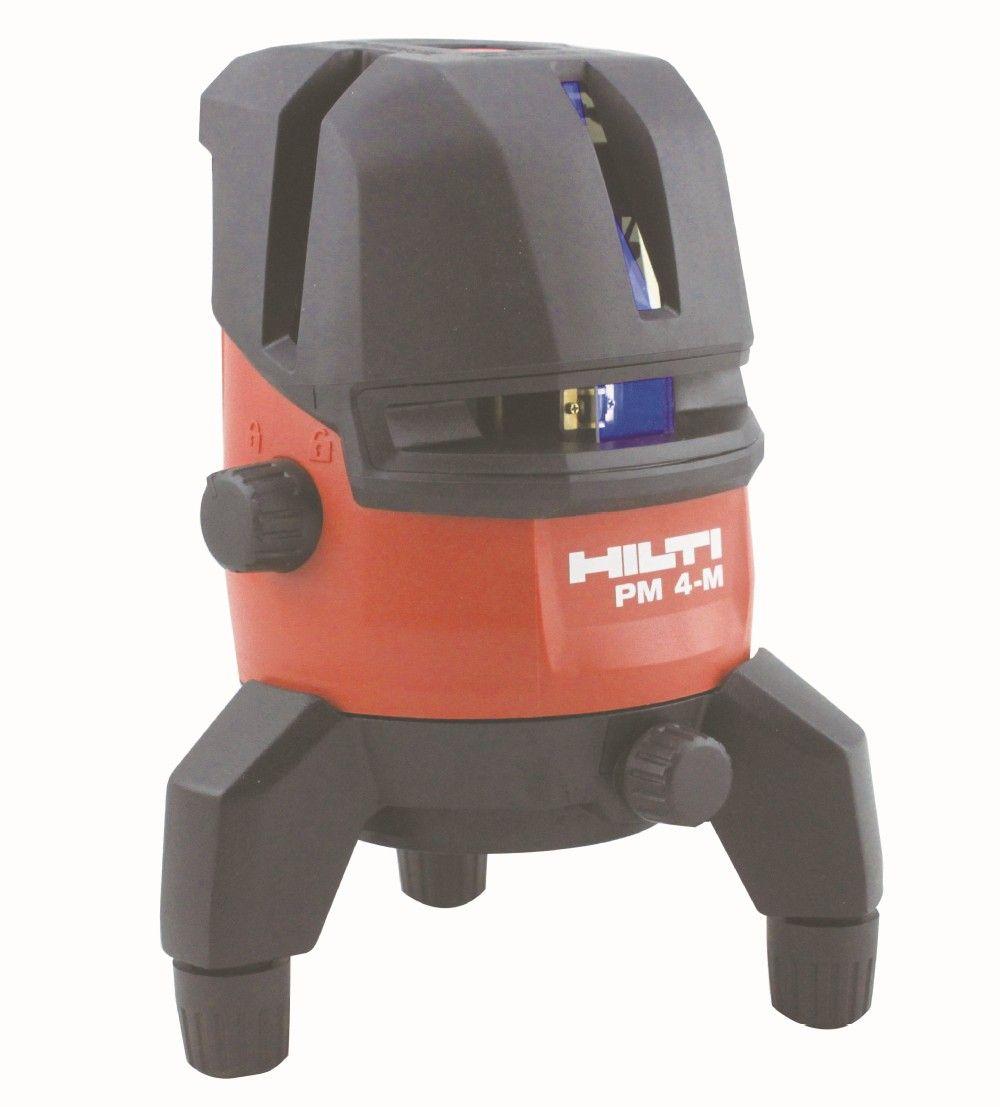 Hilti laser füllstandmessung Hilti Ebene PM4-M Laser kennzeichnung PM4-M Ebene