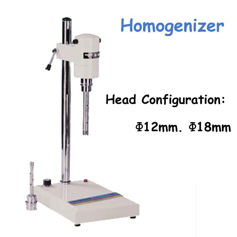 Laboratory Mixer Homogenizer Laboratory Equipment with Different Heads Mixer FJ-200