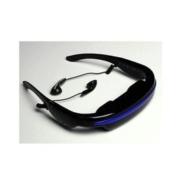 52-inch Virtual Screen 3D Glasses Built-in 4GB Ultra-Portable Personal Theater Digital Glasses Headset Video Glasses