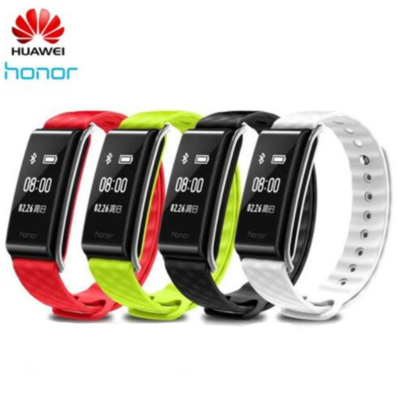 Original Huawei Honor Color Band A2 Smart Wristband 0.96