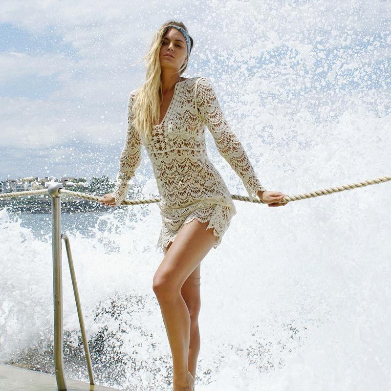 Hohe Qualität Strand Vertuschungen Bikini
