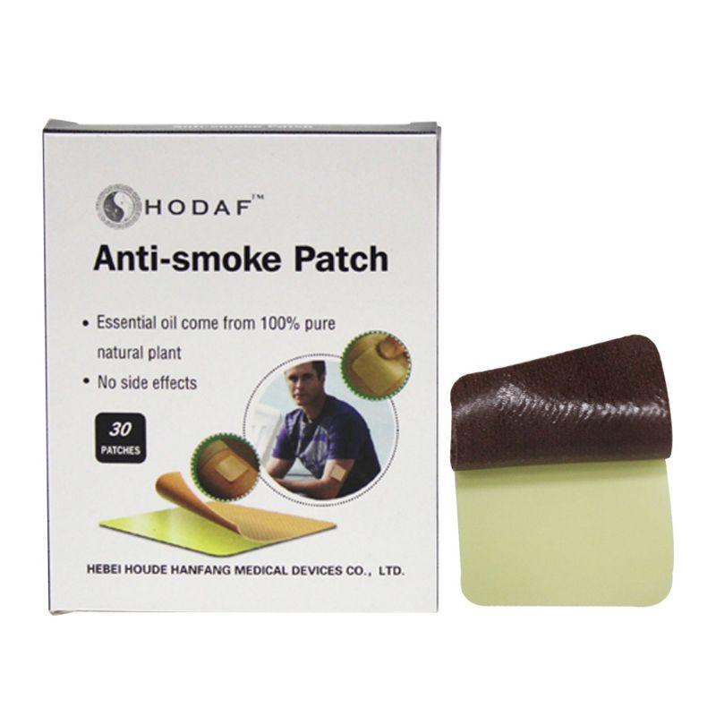 30 pièces naturel thérapie auriculaire aimant arrêter de fumer patchs arrêter de fumer plâtre cesser de fumer Nicotine Patch Cigarettes