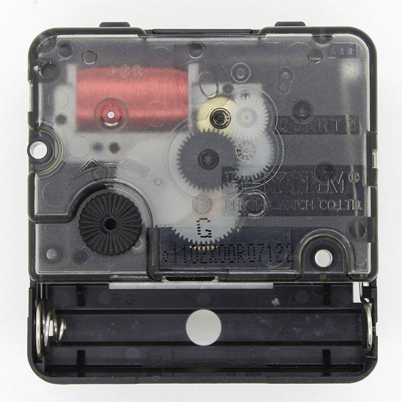 R Mouvement Silencieux En Plastique horloge à quartz mouvement balayage mécanisme avec mains DIY Horloge Accessoire Kits