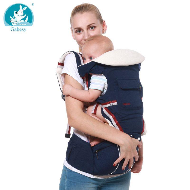 Luxus 9 in 1 Baby Carrier Ergonomische Träger Rucksack Hipseat für neugeborene und verhindern o-typ beine sling Baby kängurus neue geboren