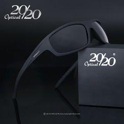 20/20 Optique Marque 2017 Nouvelles lunettes de Soleil Polarisées Hommes Mode Mâle Lunettes Soleil Lunettes Voyage Oculos Gafas De Sol PL66