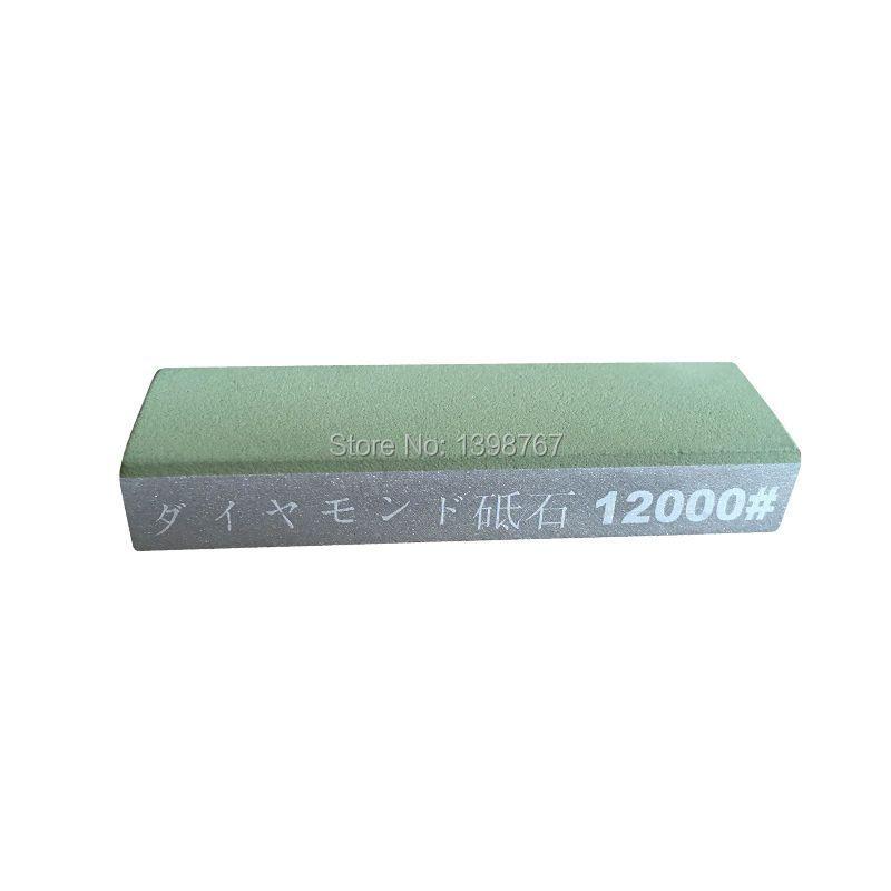 1 stück DMD diamant und harz schleifstein küche messerschärfer Schärfen werkzeuge 12000 grit kostenloser versand