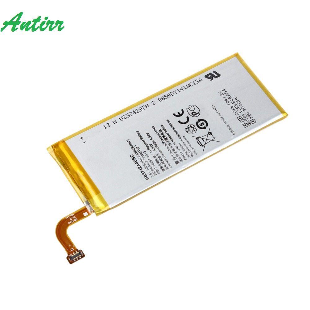 Brand New 3.8V 2000mAh HB3742A0EBC Battery For Huawei Ascend P6 P6-U06 p6-c00 p6-T00/ Ascend G6 G620 G621 G620s G630 Bateria #30