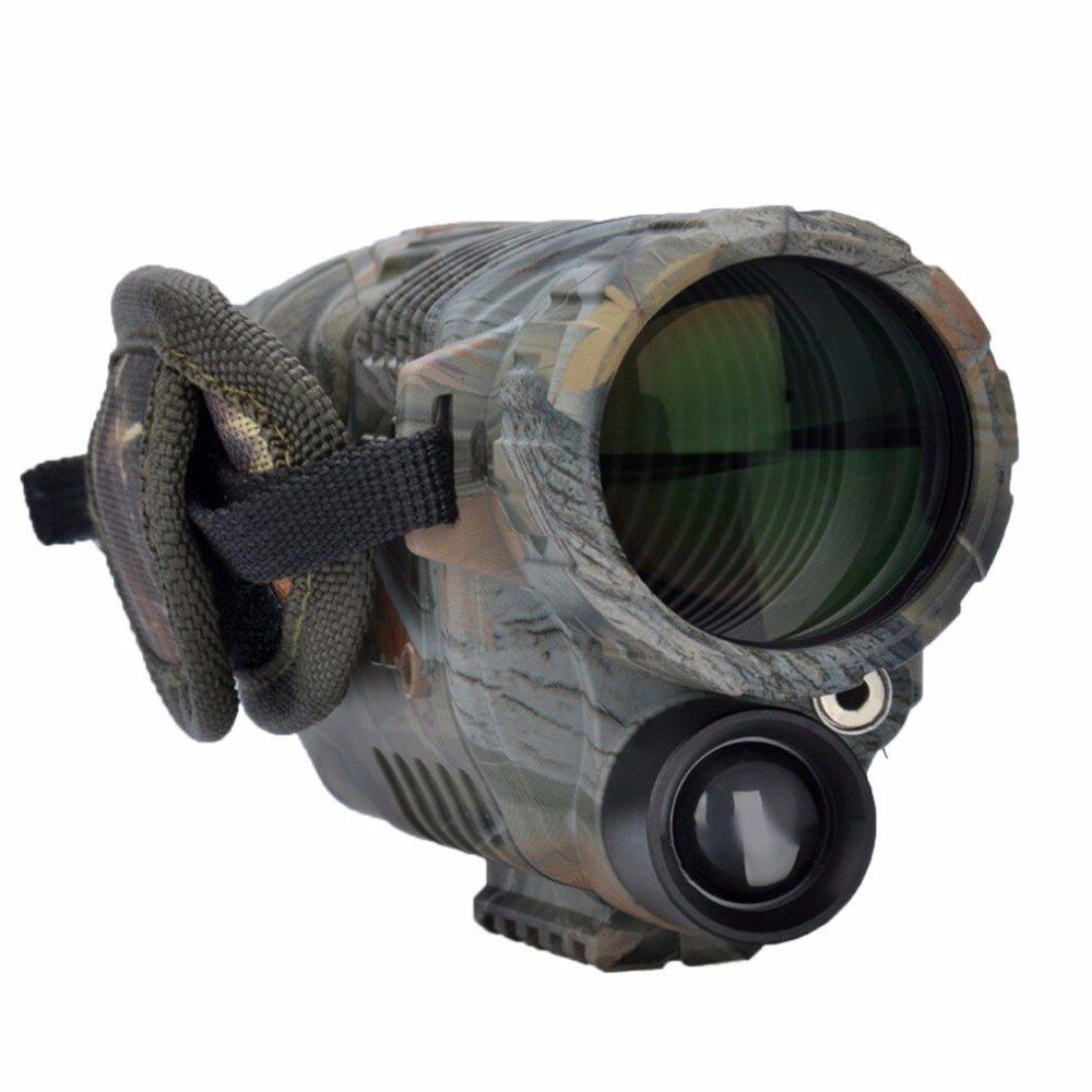 Hunting Optics Hunting Night Visions 5x42 Magnification Camouflage High-definition Night Vision Telescope Instrument