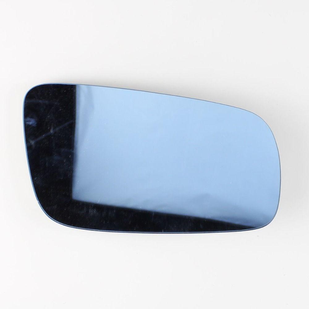 Neue Blau Rechten Seite Getönte Erhitzt Flügel Spiegel Glas für VW Jetta Golf MK4 Bora Passat B5 1999-2004