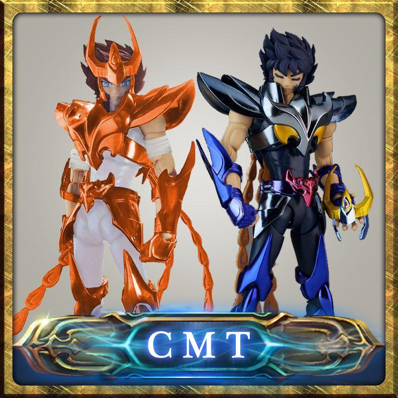 CMT EX Phoniex ikki V3 / OCE Version final Cloth EX metal armor GREAT TOYS GT EX Bronze Saint Seiya Myth Cloth Action Figure