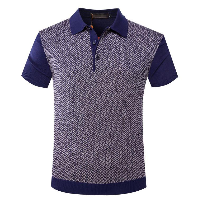 MILLIARDAIRE TACE & SHARK t-shirt hommes Court 2018 printemps et d'été confort rayé haute qualité mâle populaire vêtements livraison gratuite