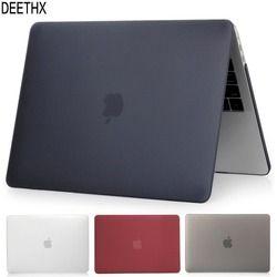 Матовый/crystal чехол для ноутбука Macbook Pro retina Air 11, 12, 13 лет, 15,2019 для mac Macbook Air 13, новый pro 13,3 15,4 A1707 A1708 Крышка чехла