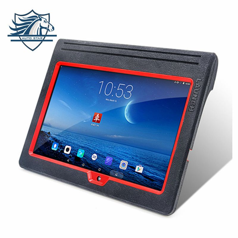 [Authorized Dearler] 100% original Launch X431 V+ Wifi Global Version Full System Scanner better than x431 5 DHL free shipping