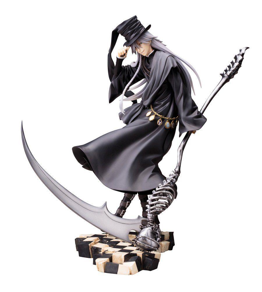 Anime Black Butler Undertaker Action Figure PVC Action Figure Collection Modèle Jouet 21 cm