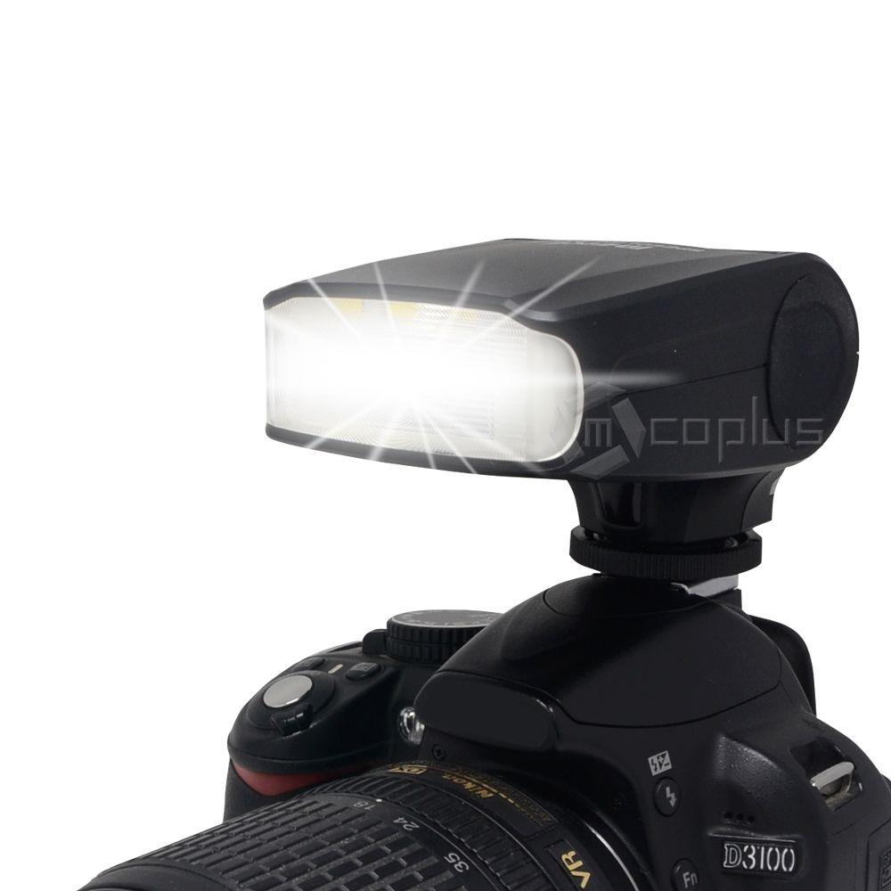 Meike MK320N I-TTL HSS Master FLash Speedlite MK-320 pour Nikon J3 D7100 D5300 D5100 D5200 D5000 D3300 D3200 D3100 D750 D810 D550