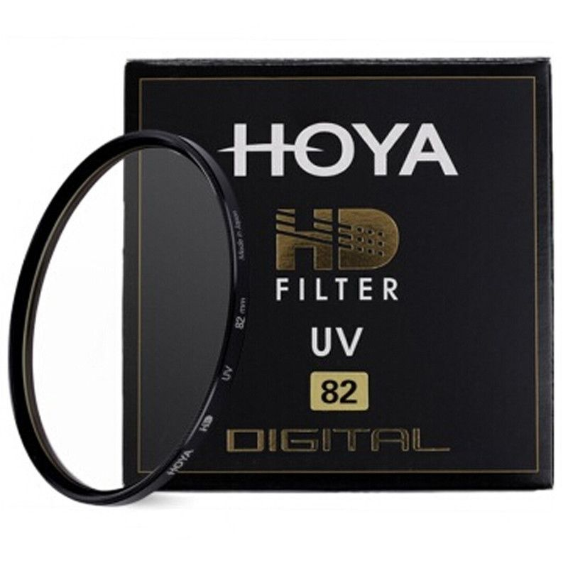 52 55 58 62 67 72 77 82mm Hoya HD UV Ultra-Violet Filter Digital High Definition Lens Protector For Canon Nikon Sony Camera Lens