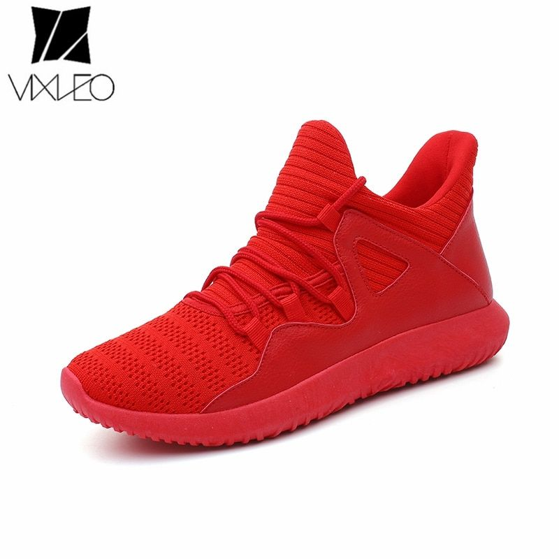 VIXLEO Casual Shoes Men Ultra <font><b>Boosts</b></font> Military Camouflage Summer Krasovki Army Red Trainers Zapatillas Deportivas Hombr 39-46