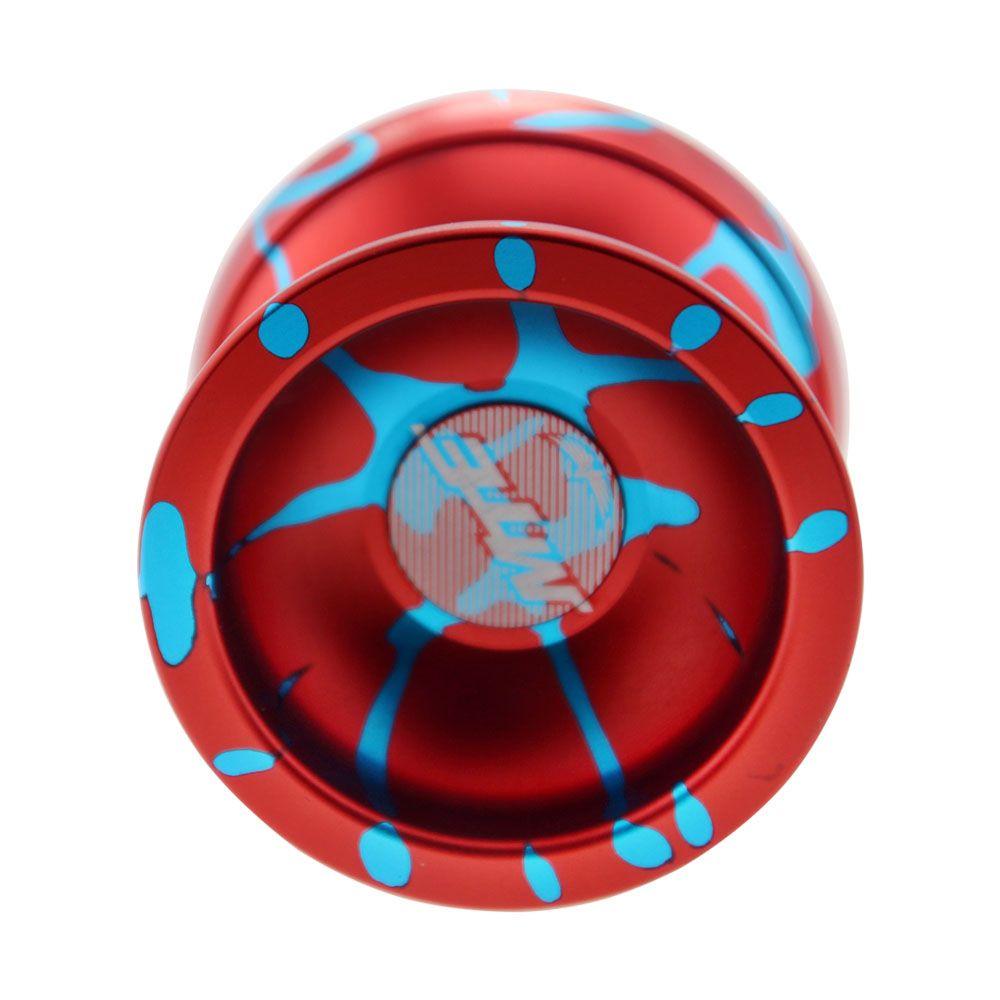 Nouveau arriver livraison gratuite MTE YOYO professionnel papillon métal yoyo meilleur cadeau pour les enfants 2 couleur peut choisir