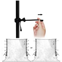8pcs/lot background clamp Backdrop holder clip muslin clamp new and good quality